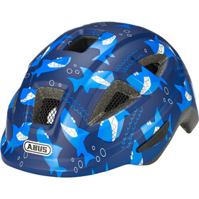 ABUS Anuky 2.0 ACE Casco Bambino, blu
